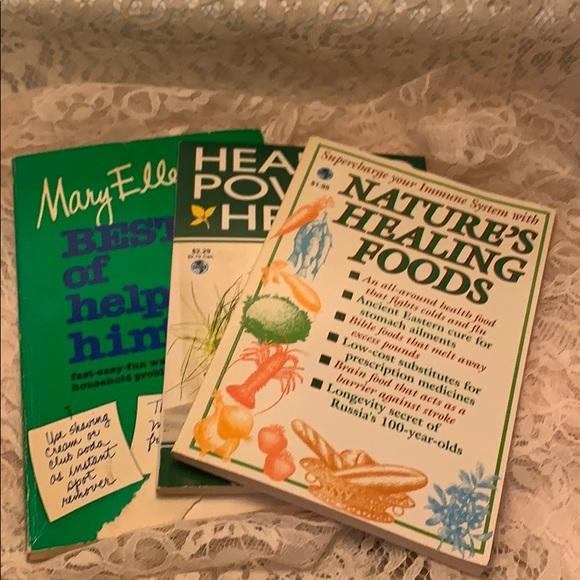 Bundle of vintage books